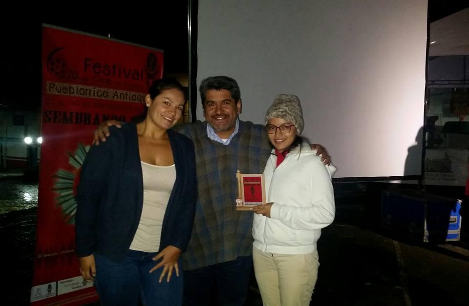 premiación 2